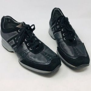 Hogan Nylon Sneakers 3-373-92319